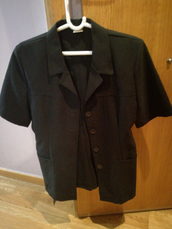 chaqueta de verano talla 48