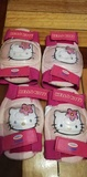 Regalo protecciones hello kitty