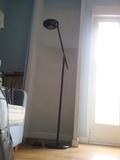 Lámpara halógena de pie
