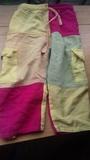 Pantalón de cuadros talla 3-4
