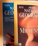 Revista National Geographic - 13 números
