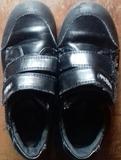 Zapatos colegial negro talla 30