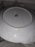 Donacion de platos de 28 y 32cms porcelana
