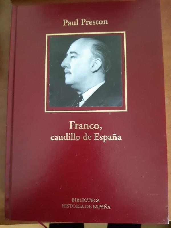 Libro FRANCO, CAUDILLO DE ESPAÑA.