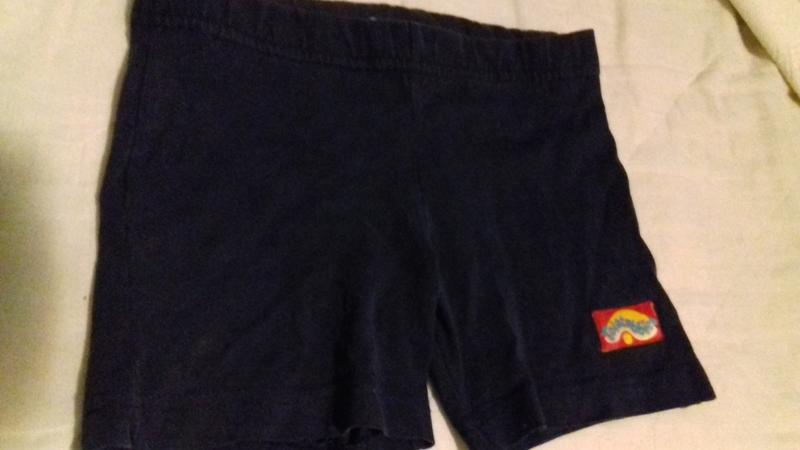 Pantalón azul talla 92 cm o 2años