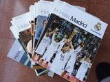Regalo revistas Hala Madrid +  merchandising Real Madrid