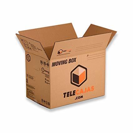 Cajas de cartón para almacenaje o mudanza