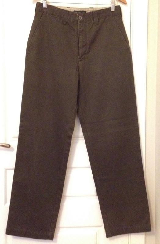 Pantalón de caballero Dockers talla 41 (a fjgn42)