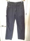 Pantalón gris oscuro talla 40 (a diegoperez)