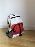 Una mochila mediana