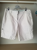 Pantalón corto claro mujer
