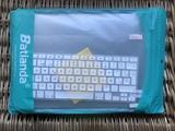 Batianda Plástico Funda Dura Carcasa para viejo MacBook Air 13 pulgadas & Cubierta del Teclado