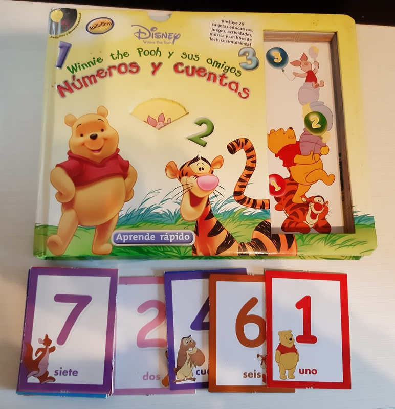Libro winnie the pooh