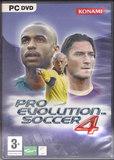 Juego PC, Pro Evolution Soccer 4