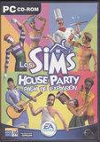 Juego PC. Los Sims. House party. Pack de Expansión.