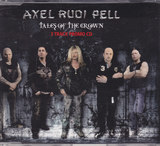 CD. Axel Ruoi Pell. Disco promocional.