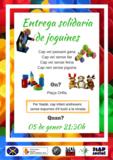Entrega Solidaria de Joguines 2019