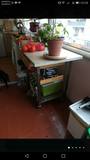 Mesa de cocina/terraza/jardín