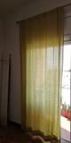 Jgo. De cortinas de lino