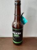 Botella cerveza artesana