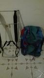 Mochila y Soporte para excursiones
