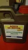 Aceite motor(elpater)