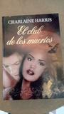 Libro el club de los muertos de Charlaine Harris(jasuni)