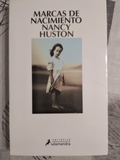 Libro. Marcas de nacimiento. Nancy Huston