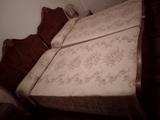 Dos camas de 1,05 en madera antigua