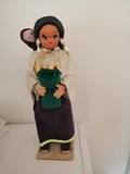 Muñeca ecuatoriana