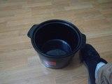 Olla de cerámica