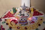 Lote de artículos de Reyes.