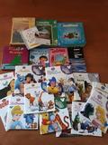 Libro y  cuentos infantiles