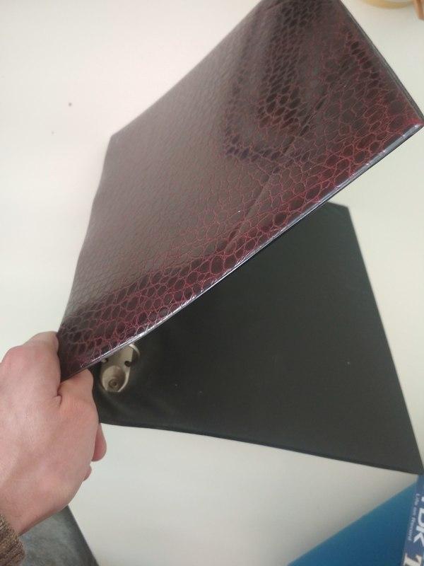 Carpeta archivador
