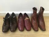 botas y zapatos mujer, tallas 36 y 37