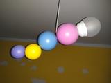 Regalo lámpara infantil forma gusano