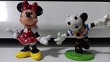 Muñecos Mickey Mouse y Mini