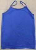 Camiseta Tirantes Azul Mujer Talla S