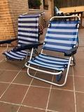 Sillas de palya/camping/piscina