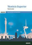 Busco libro Adams: Temario común Técnico/a Superior, Ayuntamiento de Barcelona