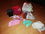 Lote de ropa bebé niña