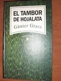 LIBRO EL TAMBOR DE HOJALATA.