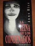 LIBRO. LA REINA DE LOS CONDENADOS - ANNE RICE