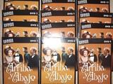 DVDS. ARRIBA Y ABAJO - DEL 1 A 13. (FALTA EL 10)