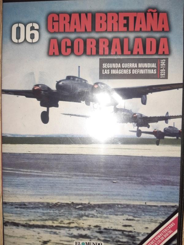 DVD. SEGUNDA GUERRA MUNDIAL.