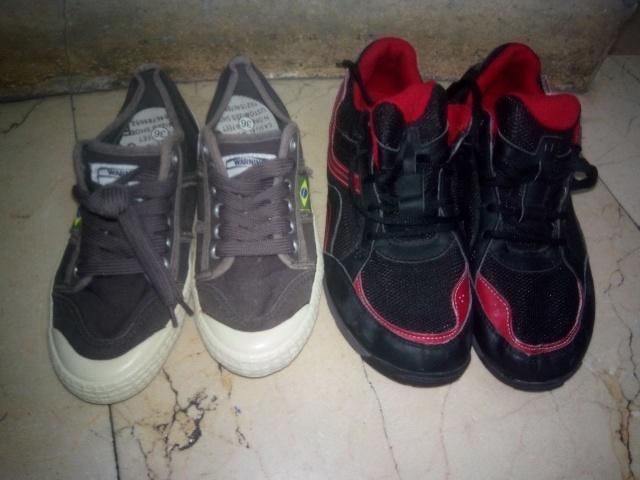 Zapatillas talla 35 y 36