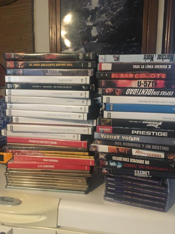Películas dvds