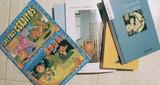 Regalo 6 libros y un cuento infantil.