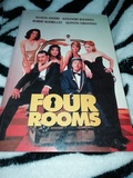 Libro Four rooms