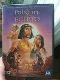 película Dvd El príncipe de Egipto